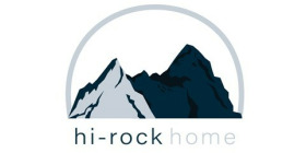 hi-rock home Logo